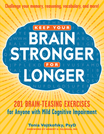 Keep Your Brain Stronger for Longer - cover