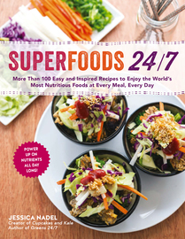Superfoods 24/7 - cover