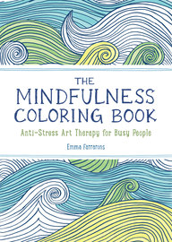 The Mindfulness Coloring Book - cover
