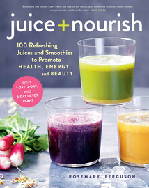 Juice + Nourish - cover