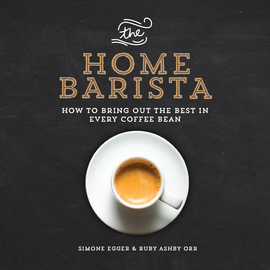 The Home Barista - cover