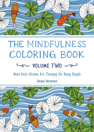 The Mindfulness Coloring Book - Volume Two - cover