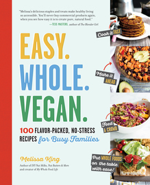 Easy. Whole. Vegan. - cover