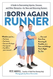 The Born Again Runner - cover