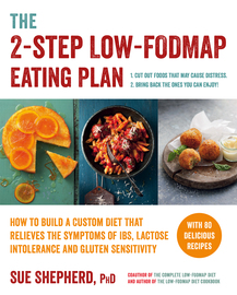 The 2-Step Low-FODMAP Eating Plan - cover