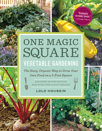 One Magic Square Vegetable Gardening - cover