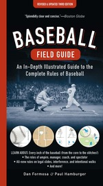 Baseball Field Guide - cover