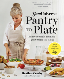 YumUniverse Pantry to Plate - cover