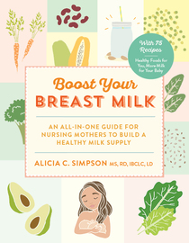 Boost Your Breast Milk - cover