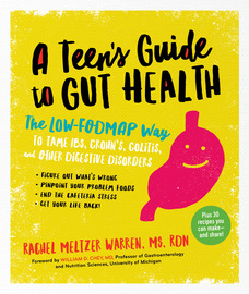 A Teen's Guide to Gut Health - cover