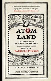 Atom Land - cover