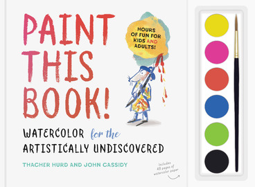 Paint This Book! - cover