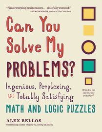 Can You Solve My Problems? - cover