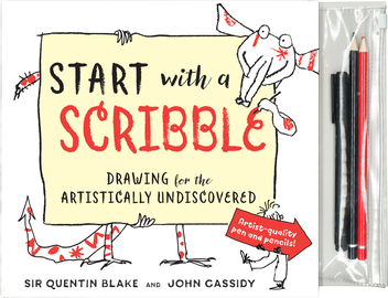 Start with a Scribble - cover