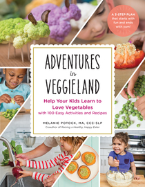 Adventures in Veggieland - cover
