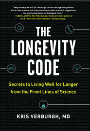 The Longevity Code - cover