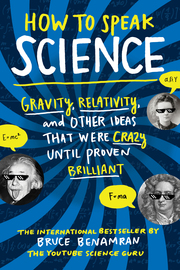 How to Speak Science - cover