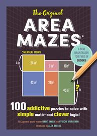 The Original Area Mazes - cover