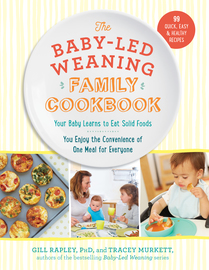The Baby-Led Weaning Family Cookbook - cover