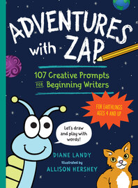 Adventures with Zap - cover