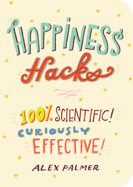 Happiness Hacks - cover