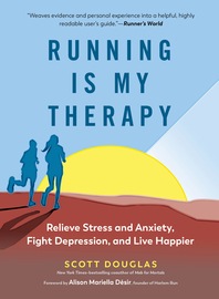 Running Is My Therapy - cover
