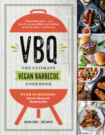 VBQ—The Ultimate Vegan Barbecue Cookbook - cover