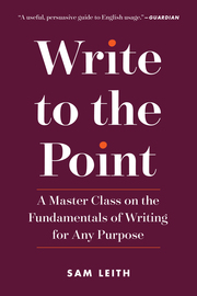 Write to the Point - cover