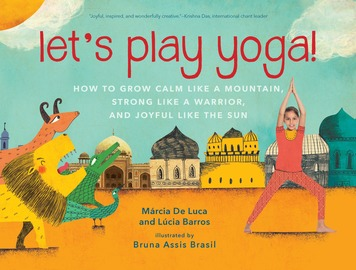 Let's Play Yoga! - cover