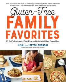 Gluten-Free Family Favorites - cover