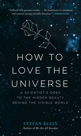 How to Love the Universe - cover