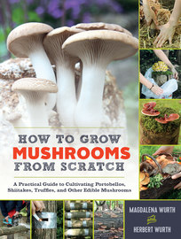 How to Grow Mushrooms from Scratch - cover