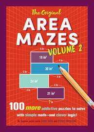 The Original Area Mazes, Volume 2 - cover