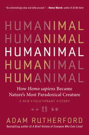 Humanimal - cover