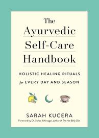 The Ayurvedic Self-Care Handbook - cover