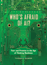 Who's Afraid of AI? - cover