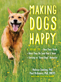 Making Dogs Happy - cover