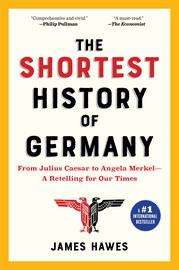 The Shortest History of Germany - cover