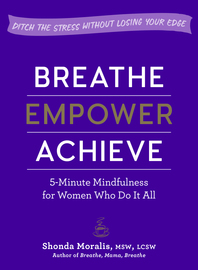 Breathe, Empower, Achieve - cover