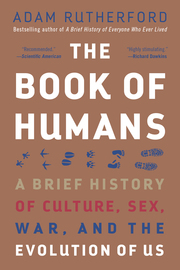 The Book of Humans - cover