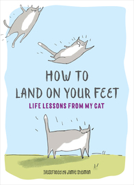 How to Land on Your Feet - cover