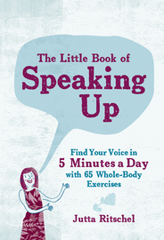 The Little Book of Speaking Up - cover