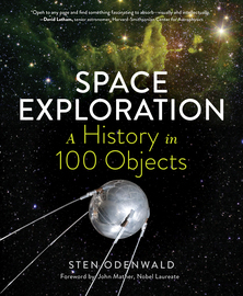Space Exploration—A History in 100 Objects - cover