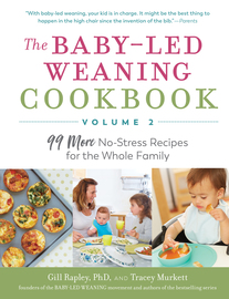 The Baby-Led Weaning Cookbook—Volume 2 - cover