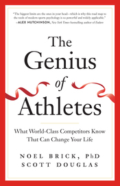 The Genius of Athletes - cover