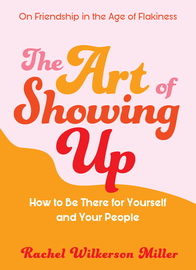 The Art of Showing Up - cover
