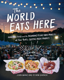 The World Eats Here - cover