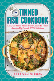 The Tinned Fish Cookbook - cover