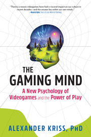 The Gaming Mind - cover