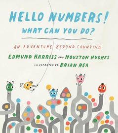 Hello Numbers! What Can You Do? - cover
